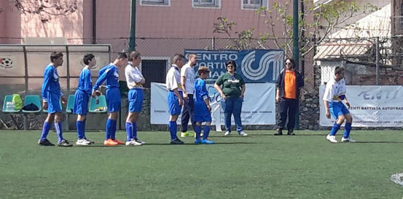 Calcio spettacolo a San Giacomo!!!!!!!
